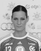 Handball player Anita Gorbicz