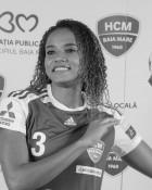 Handball player Alexandra Do Nascimento