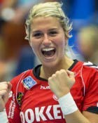 Handball player Estavana Polman