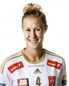 Handball player Marit Malm Frafjord