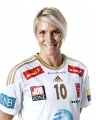 Handball player Gro Hammerseng-Edin