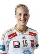 Handball player Linn Jorum Sulland
