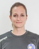Handball player Ana Gros
