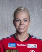 Handball player Ida Björndalen Karlsson