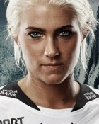 Handball player Kristina Kristiansen