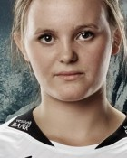 Handball player Sara Trier Hald