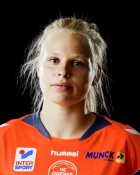 Handball player Louise Kristensen