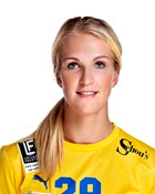 Handball player Camilla Fangel