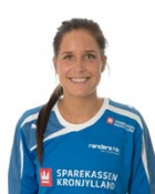 Handball player Rikke Ebbesen