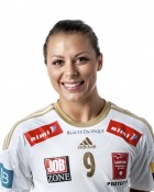Handball player Nora Mørk