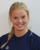 Handball player Kristiane Stormoen