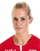 Handball player Malene Staal
