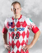 Handball player Kasper Irming