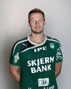 Handball player Thomas Klitgaard
