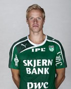 Handball player Lasse Mikkelsen