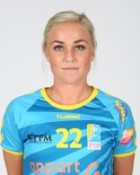 Handball player Trine Troelsen