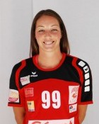 Handball player Nina Jericek