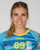 Handball player Sanne Van Olphen