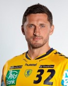 Handball player Alexander Petersson