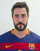 Handball player Raul Entrerrios Rodriguez