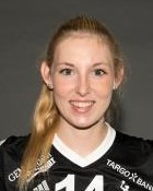 Handball player Tina Wagenlader