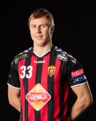Handball player Daniil Shishkarev