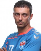 Handball player Rajko Prodanovic