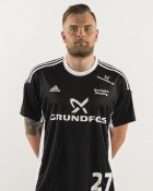 Handball player Kristian Klitgaard