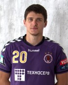 Handball player Oleg Skopintsev