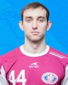 Handball player Igor Soroka
