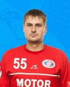 Handball player Gennadiy Komok