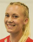 Handball player Ann Helen Adolfsen